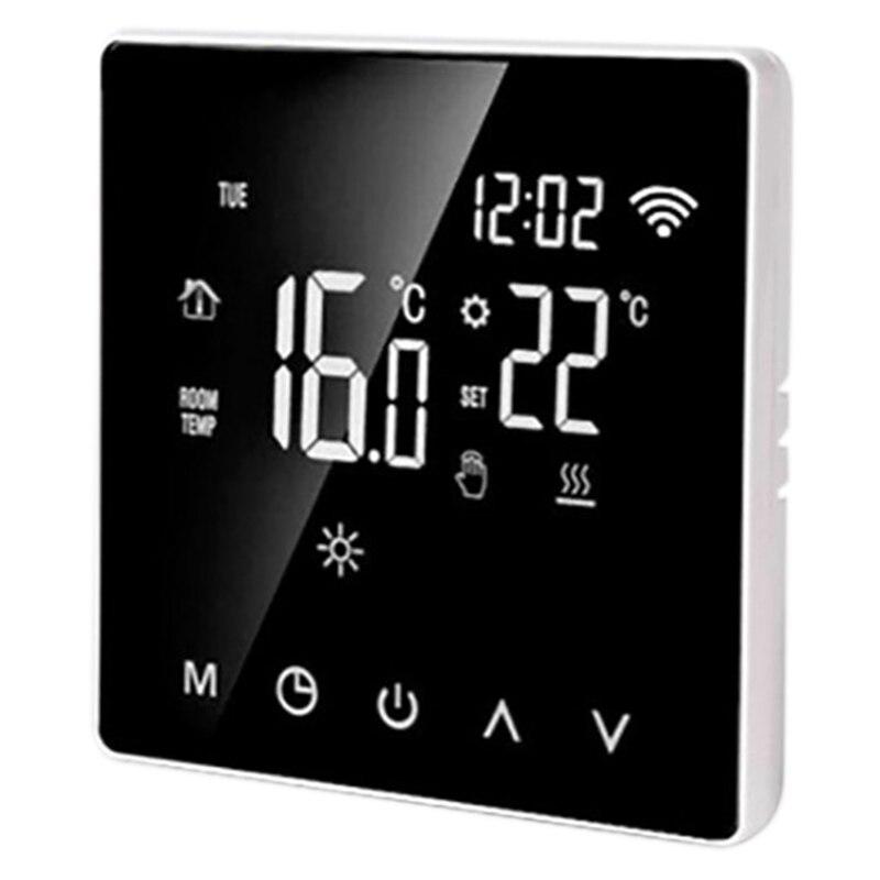 ME81H WiFi الذكية ترموستات الكهربائية الطابق التدفئة الغاز المرجل درجة الحرارة تحكم عن بعد لجوجل المنزل ل اليكسا