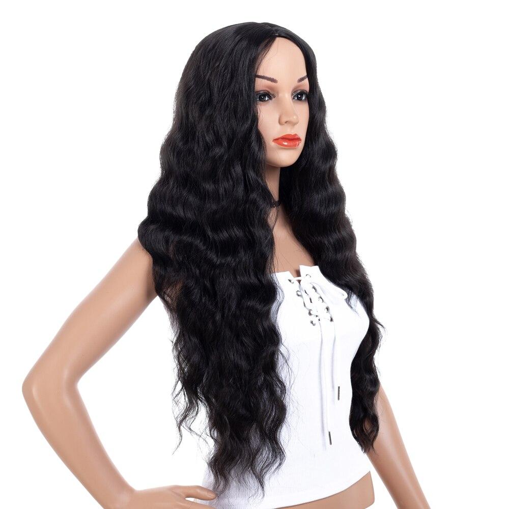 peruca feminina peruca sintetica encaracolada para mulheres negras 26 polegadas maquina
