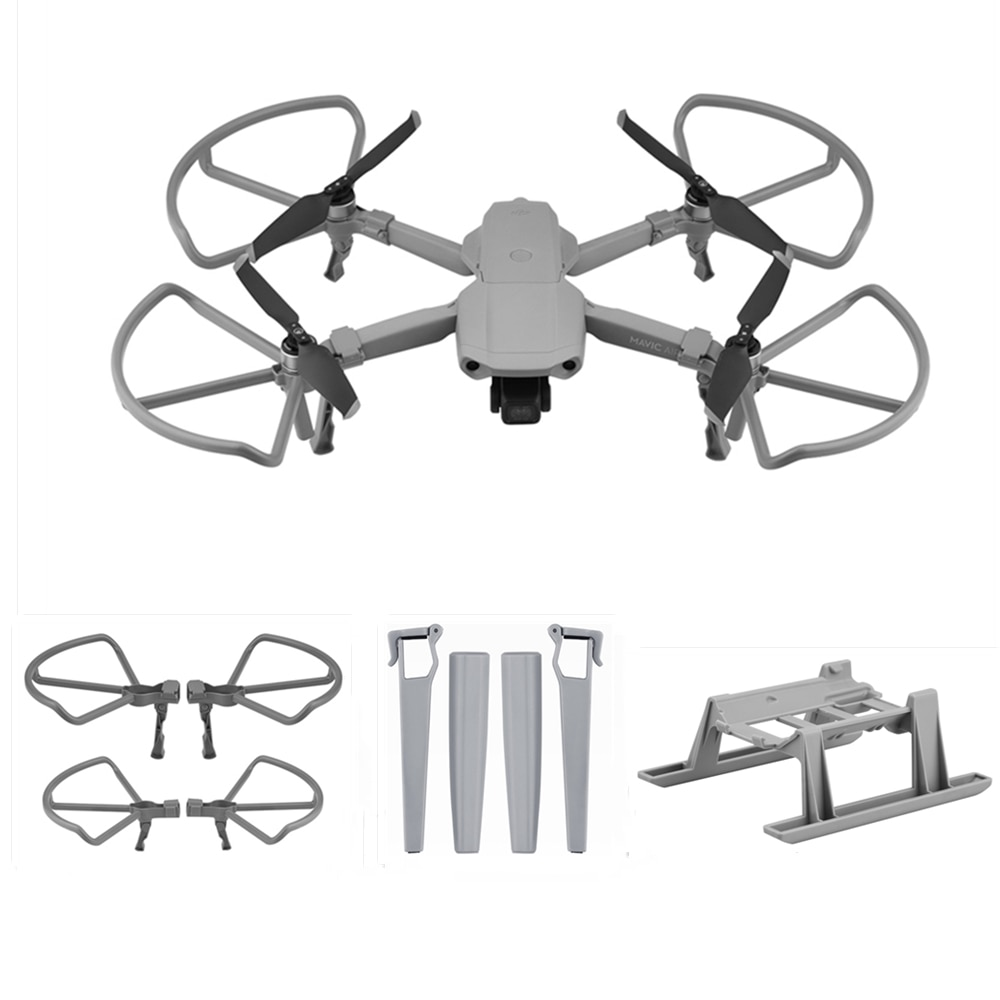 Landing Gear for Mavic Air2 Quick Release Protective Foot Extensions Support Leg Protector for DJI Mavic Air 2 Drone Accessories недорого