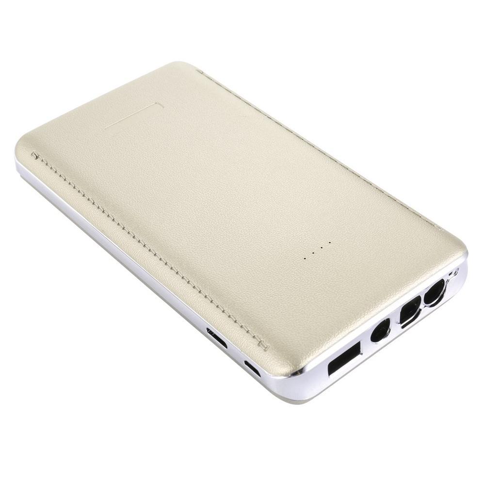 Caso portátil do banco de potência do telefone do porto de carregamento de usb com luz de alta capacidade k001 acessórios essenciais