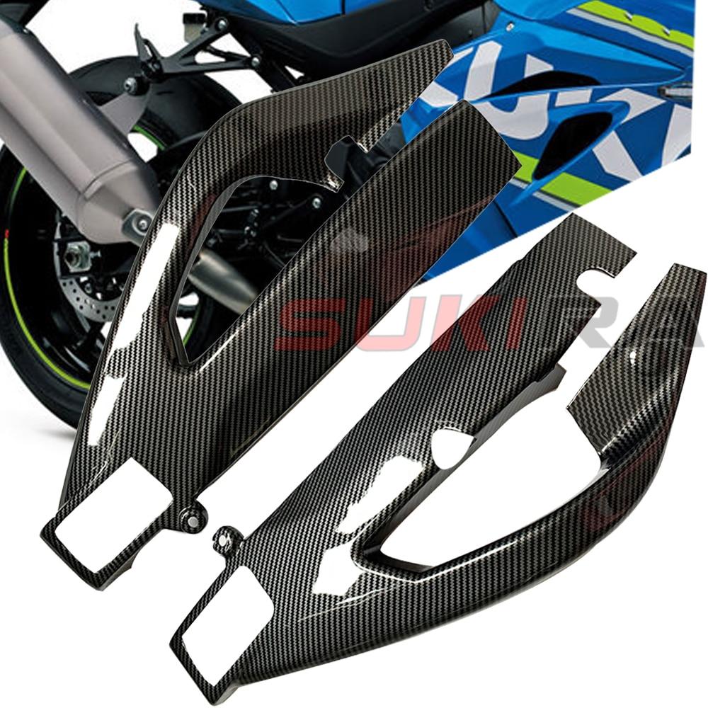 GSXR1000 2017-2019 ABS пластик мотоцикла крышка маятника поворотный кронштейн протектор для Suzuki GSXR1000 GSXR 1000 L7 2017 2018 2019