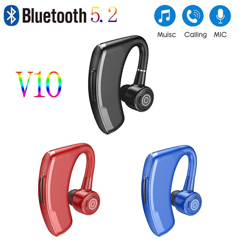 3 цвета Bluetooth наушники Bluetooth гарнитуры ушной Беспроводной гарнитура диск вызова сп