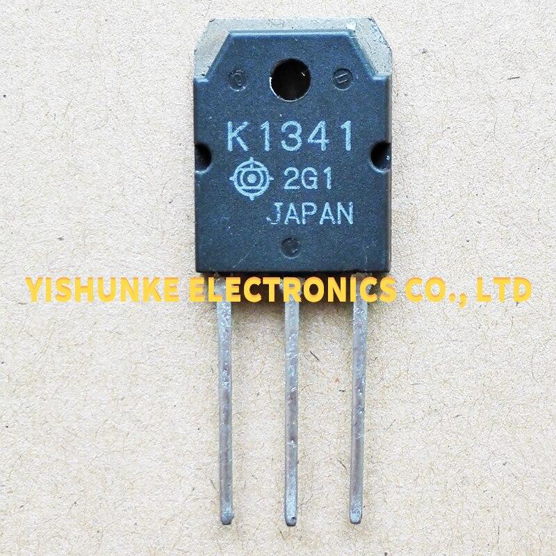 5 uds K1341 2SK1341 TO-3P TRANSISTOR MOSFET 6A 900V en Stock