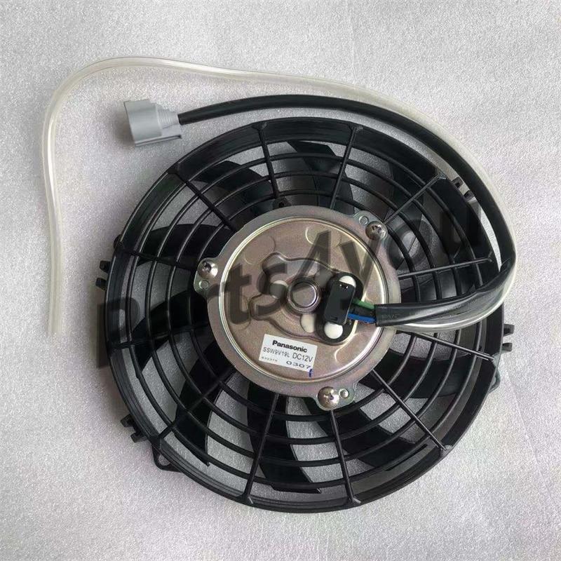 Fan motor Panasonic fit for CF500 500 550 CF moto CF450 CFmoto 450 550 600 Cforce X5  U6 X6 ATV UTV Quad  9010-180200-3000 enlarge