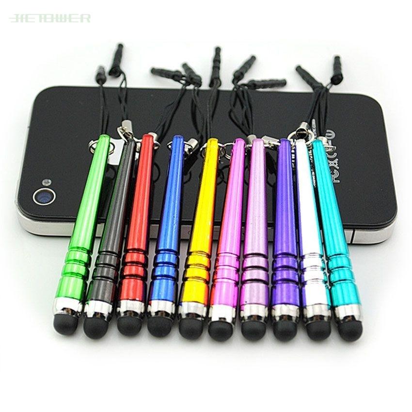 3000 unids/lote bolígrafo capacitivo para pantalla táctil de béisbol, bolígrafo táctil para teléfono móvil, bolígrafo táctil para Iphone, tableta, PC, Samsung, HTC, teléfono móvil