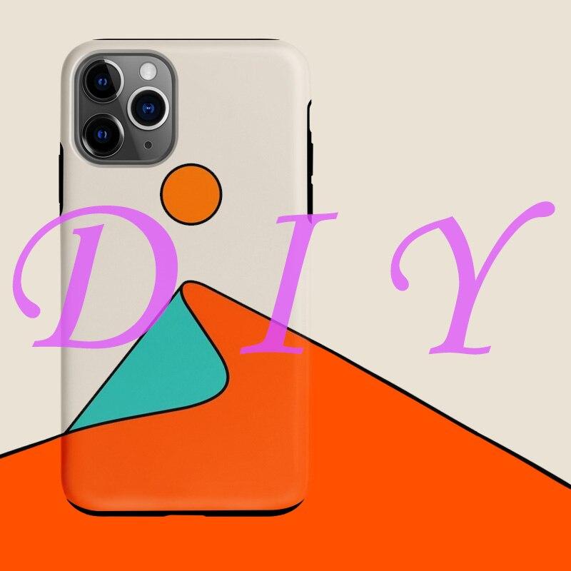 Cartoon transparent mobile phone case suitable for iPhone 11 Pro XS Max X XR suitable for iPhone 7 8 Plus SE 2020 BP7033GR