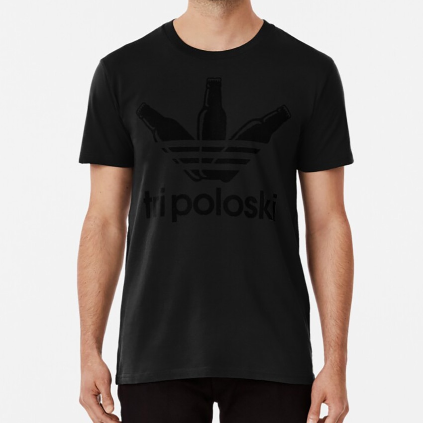 ¡TRI POLOSKI! Camiseta de Rusia slav bass rave, tres tiras, meme hardbass, trifoloski, gopnik, divertida