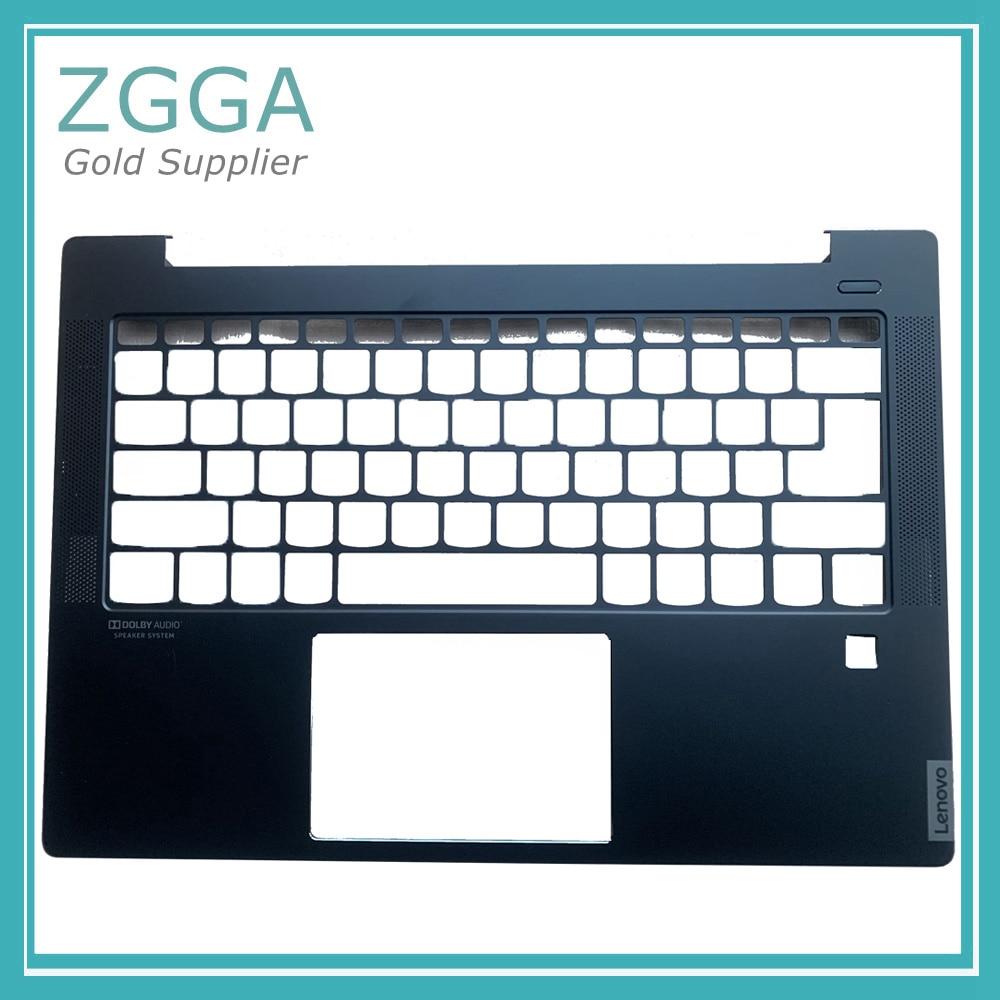 Nuevo para Lenovo S540 -14 cubierta de reposamanos para portátil carcasa superior UK teclado bisel con agujero FPR