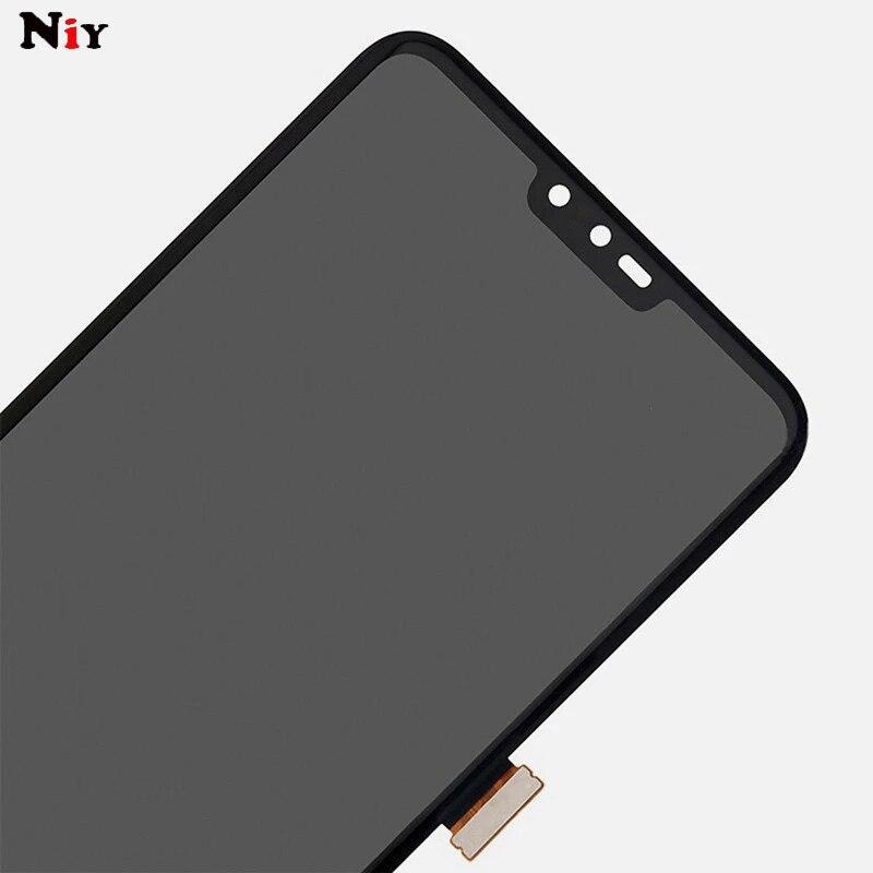 For LG V40 LG V40 LCDs ThinQ LM-V405UA V400N  Display Touch Screen Digitizer Replacement enlarge