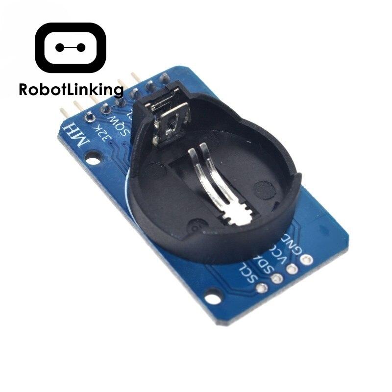 DS3231 AT24C32 IIC Module Precision Clock Module DS3231SN for Arduino Memory module Free Shipping