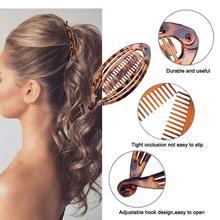 Pinzas de pelo con forma de pez para mujer y niña, pinzas de pelo para mujer, peines Clincher, herramienta para rizos de cola de pez, accesorios para el cabello
