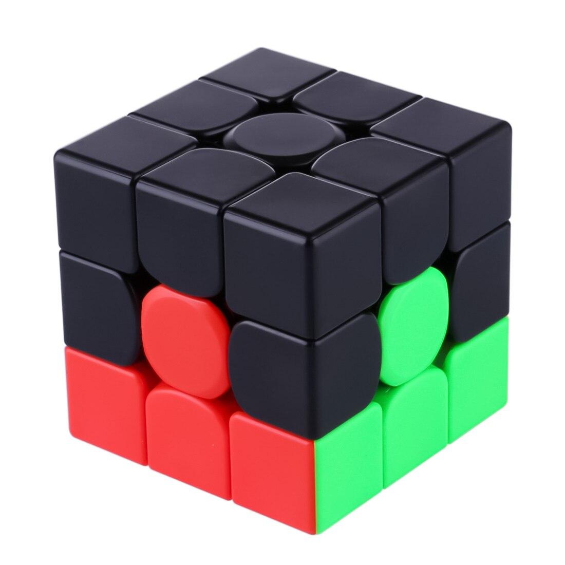 GAN MG356 3x3 магический куб Развивающие игрушки развивающий Интеллектуальный куб декомпрессионные игрушки для детей мальчиков игра-пять цвето...