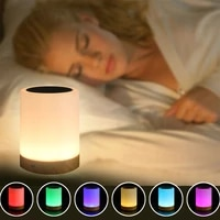 led 6 colors touching control night lights childrens gift atmosphere bedside table lamp kids room decorative light rechargeable