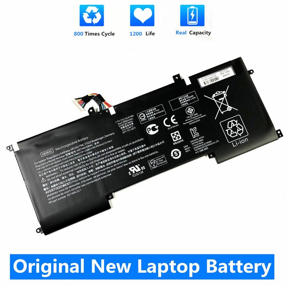 CSMHY 7.7V  New AB06XL HSTNN-DB8C Laptop Battery For HP ENVY13-AD110TU AD022TU AD023TU AD024 TPN-I12