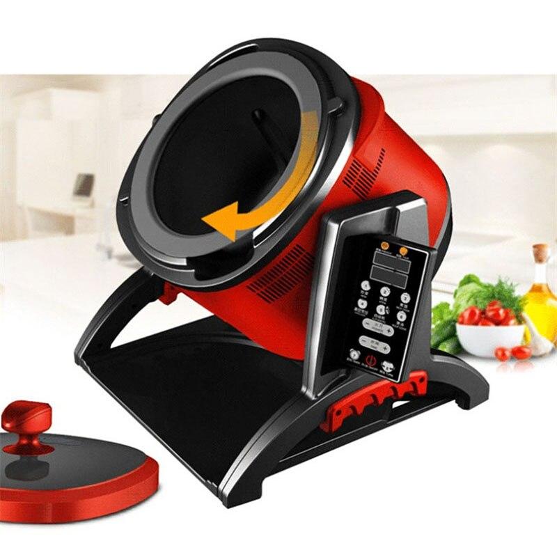 220 В автоматическая интеллектуальная машина для приготовления пищи коммерческая машина для приготовления пищи автоматический интеллектуа...