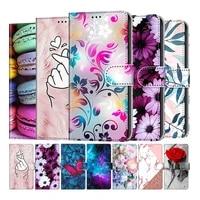 kids etui card holder wallet flip case for samsung galaxy a01 core a20e a20s a21s a51 a71 a10 a20 a30 a40 a50 a70 a42 5g cover