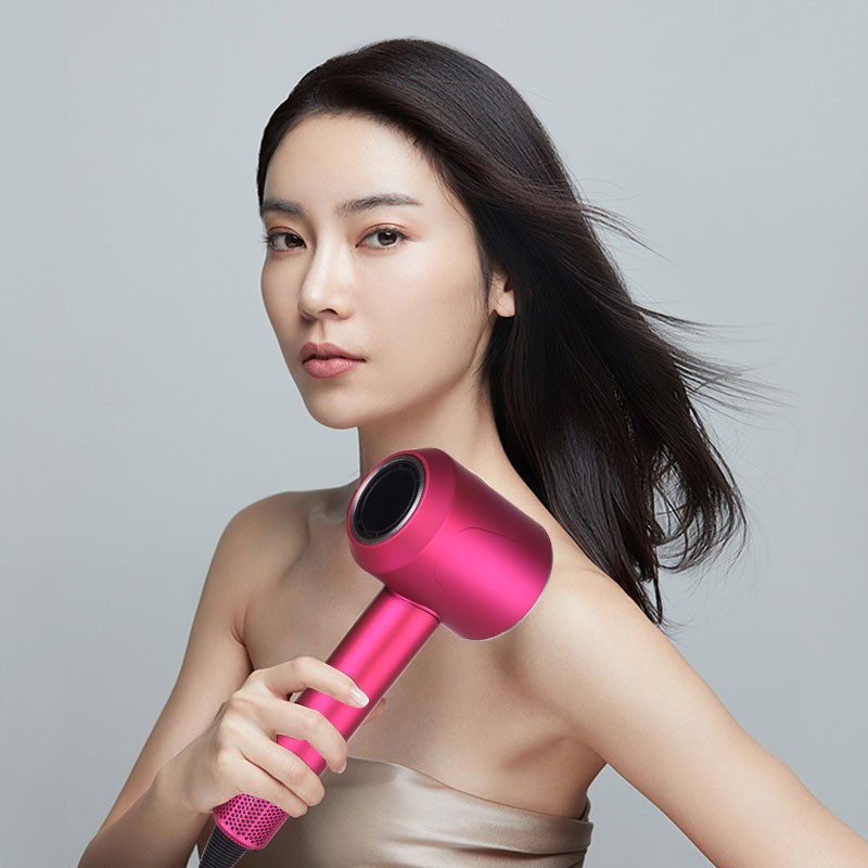 Anion Hair Dryer Powerful and quick drying Hairdressing Barber salon hairdryer Tools professional 3 Speed Adjustment Blow Dryer enlarge