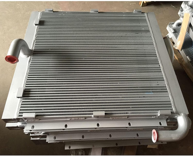 Enfriador de aceite hidráulico Holdwell para excavadora Kato HD700-7