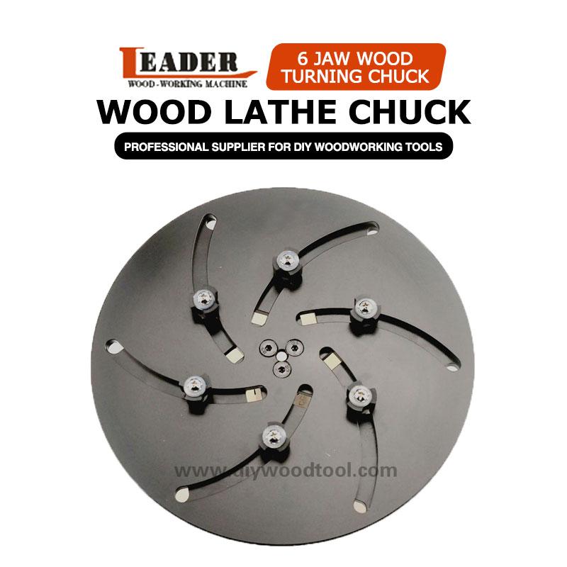 مخرطة الخشب تشاك الخشب تحول تشاك مخرطة صغيرة النجارة ، إكسسوارات أدوات الآلة