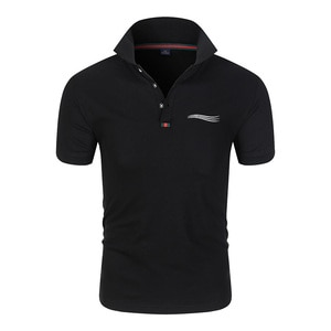 High end enterprise polo shirt work clothes custom T-shirt printing logo embroidery work clothes custom culture short sleeves