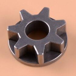 Leatosk cinza aço m14 motosserra engrenagem ferramenta parte apto para 125 150 180 ângulo moedor de engrenagem suporte