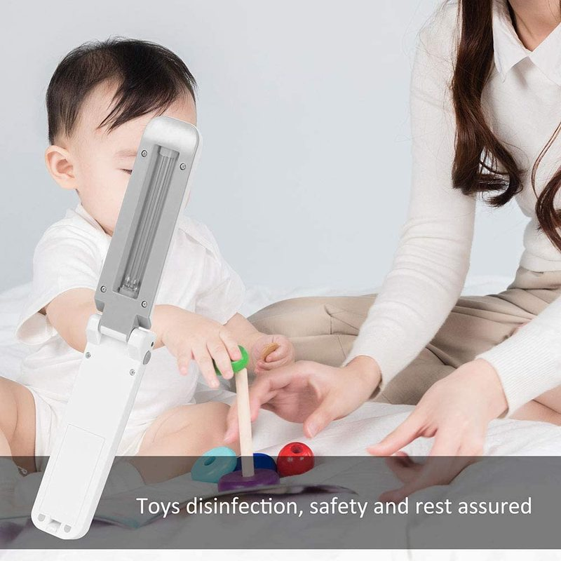 USB portable baby disinfection stick personal care travel sterilizer ultraviolet sterilizer lamp col