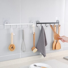 Kitchen Hooks Up Towel Suction Cup Hook Strong Hanger Holder Kitchen Accessories Tool Wall Rails Bathroom Organizer Hanger