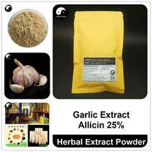 Extrait dail en poudre, Allium Sativum P. E., Allicin 25%, Garlicin