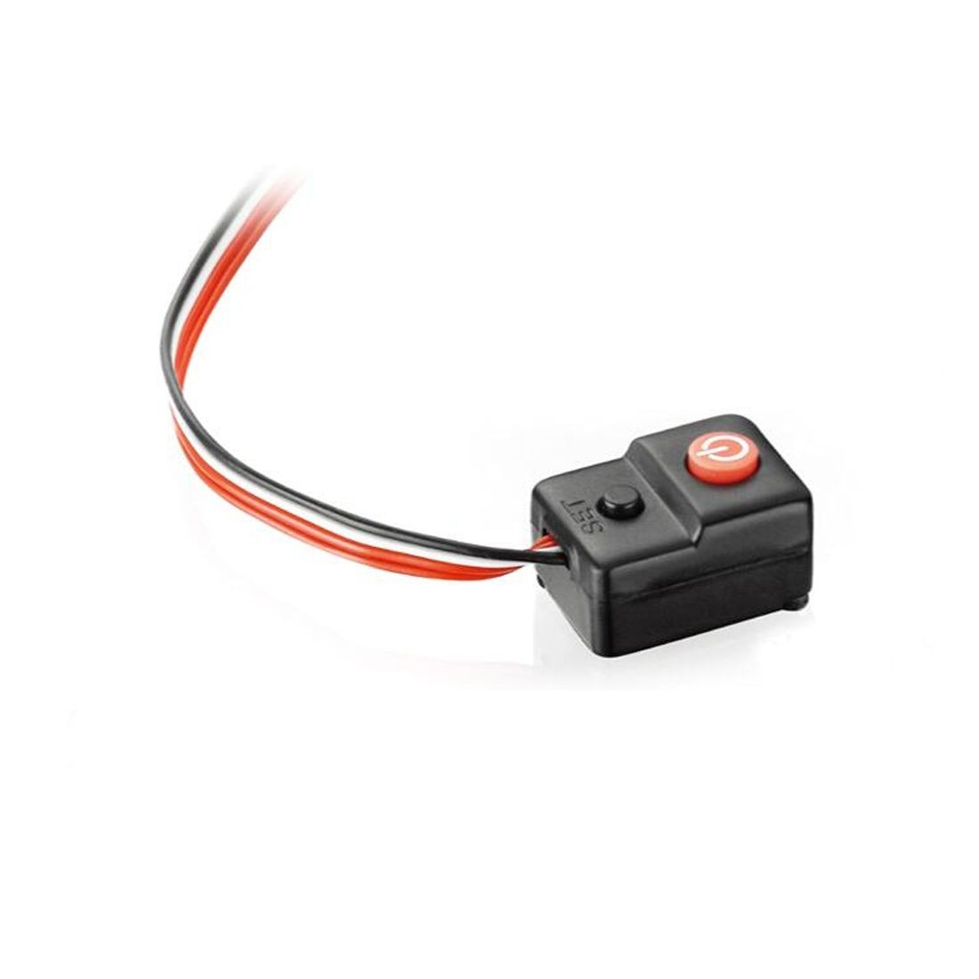 Hobbywing Wasserdichte Elektronische Schalter für Ezrun MAX8 XR8 MAX10-SCT Wasserdichte Bürstenlosen ESC für Rc Auto