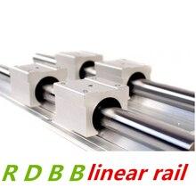 SBR10 10mm linear guide länge 300mm 400mm 500mm 600mm 700mm 800mm linear guide mit SBR10UU linear block cnc teil
