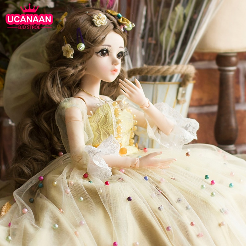 35cm black freckle bjd dolls silm full silicon african doll pretty girl toy with suit make up girls diy bjd dolls dress up toys 18 Ball Joint Doll 1/3 BJD Dolls With Full Outfits Dress Shoes Wigs Makeup SD Doll Girls Dress UP Toys Best Gifts For Collection