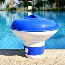 "9"" Swimming Pool Spa Chemical Chlorine Bromine Floating Dispenser Cleaner Floating Chlorine  Bromine Tabs Dispenser Pool Supply"