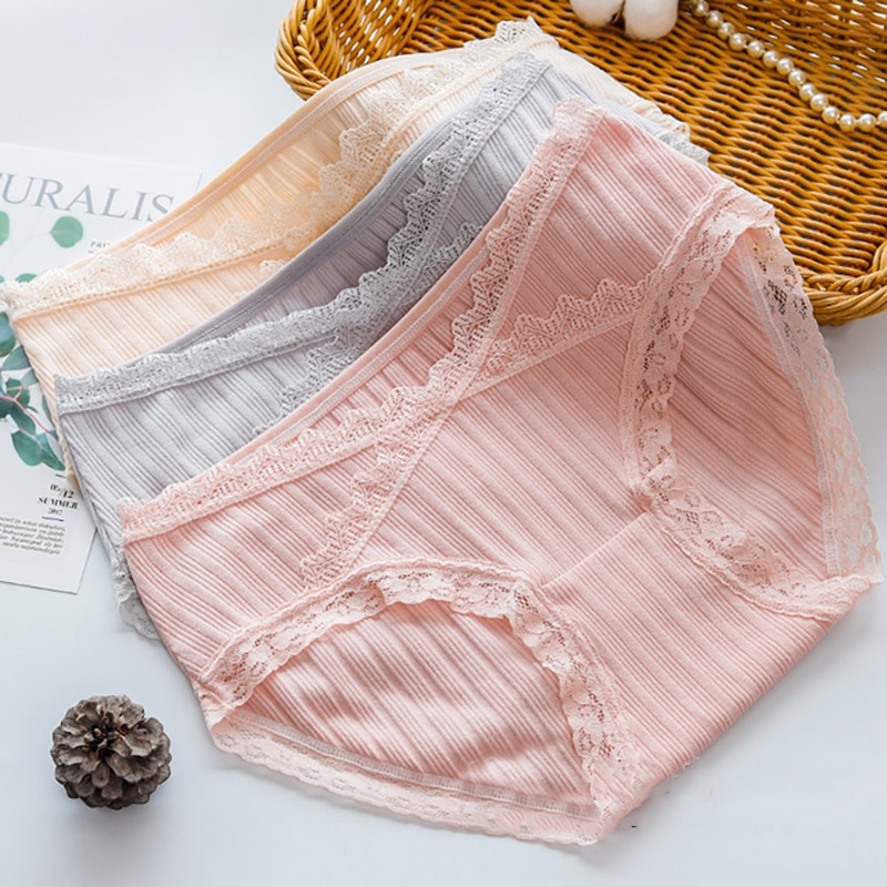 3PCS/lot Maternity Underwear V-shaped Maternity Panties Belly Support Panty Seamless Clothes for Pregnant Women Intimates Panty enlarge