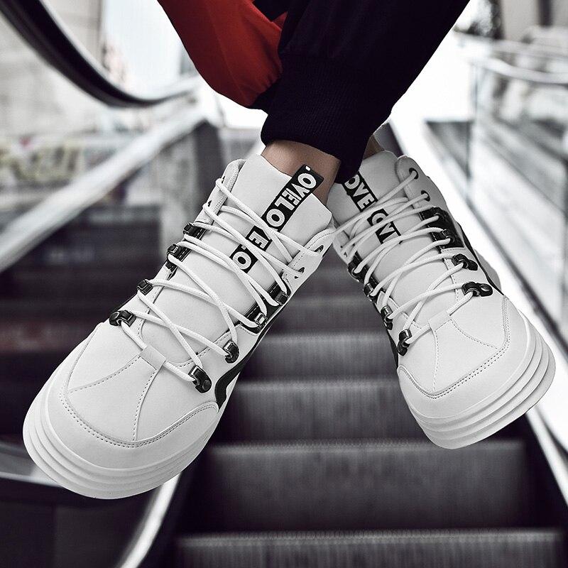 Zapatillas deportivas a la moda para hombre, zapatillas para hombre, zapatillas negras para primavera