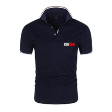 2021 new men's polo shirt short sleeve summer handsome and comfortable shirt trend brand fashion men