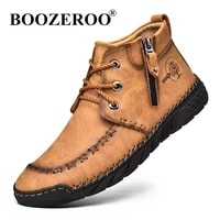 2020 winter new comfortable casual leather shoes men soft leather loafers hot sale moccasins shoes