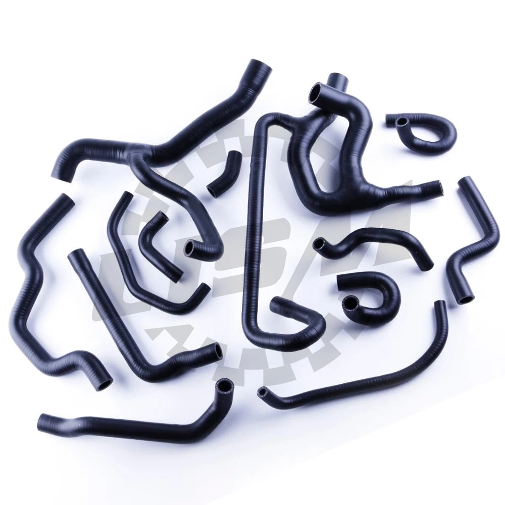 Manguera de silicona para radiador para RENAULT Clio, tubo de silicona para...