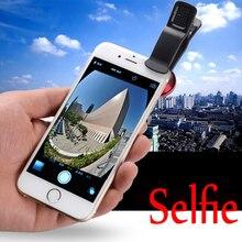 Lente de ojo de pez Macro 3 en 1, lente de cámara universal, lentes de ojo de pez con Clip 0.67x para iPhone Samsung, todos los teléfonos móviles