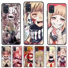 Sugoi Senpai Anime Girl Case for Sumsung Galaxy A51 A71 5G A Quantum A41 M10 A21s A01 A91 A31 A11 M51 Silicone Phone Cover