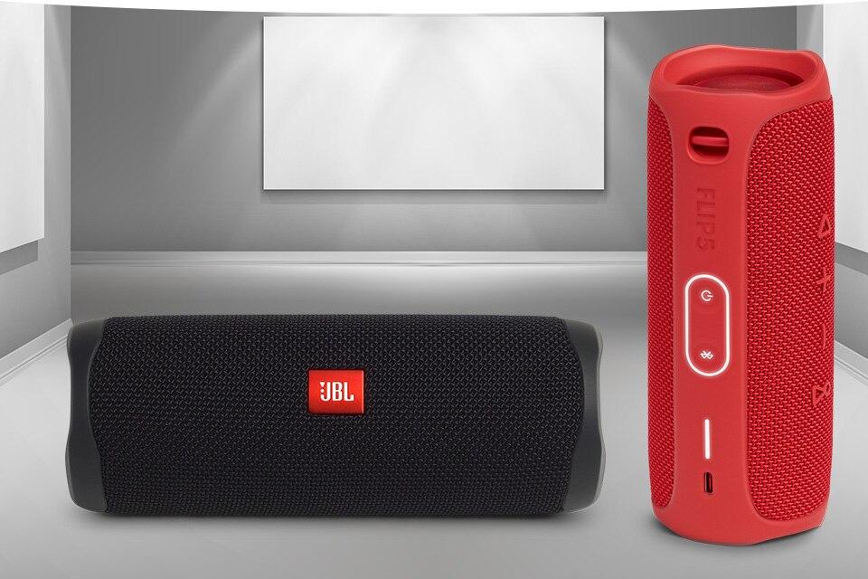 JBL FLIP 5 Wireless Bluetooth Portable Speaker IPX7 Waterproof Wireless Mini  Subwoofer Outdoor Stereo Bass Music Vs FLIP 4 enlarge