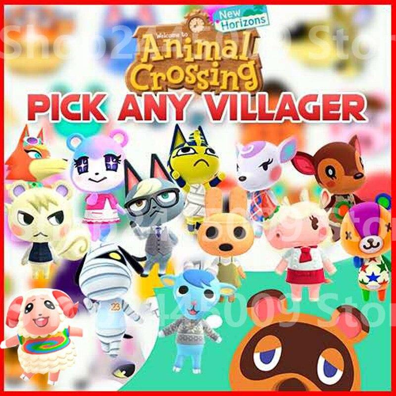 Animal Crossing Raymond/Judy/Audie Animal Crossing New Horizons Online recharge service для игры nintendo switch 3DS