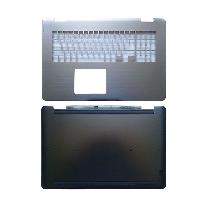 Nuevo ordenador portátil para DELL Inspiron 14R 5420 5425 M421R 7420 Palmrest cubierta superior con Touchpad/90% nuevo fondo la cubierta de la base