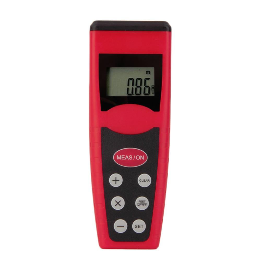 Hot Worldwide Ultrasonic Measure Distance Meter Measurer Laser Pointer Range Finder CP3000 Hot Sale