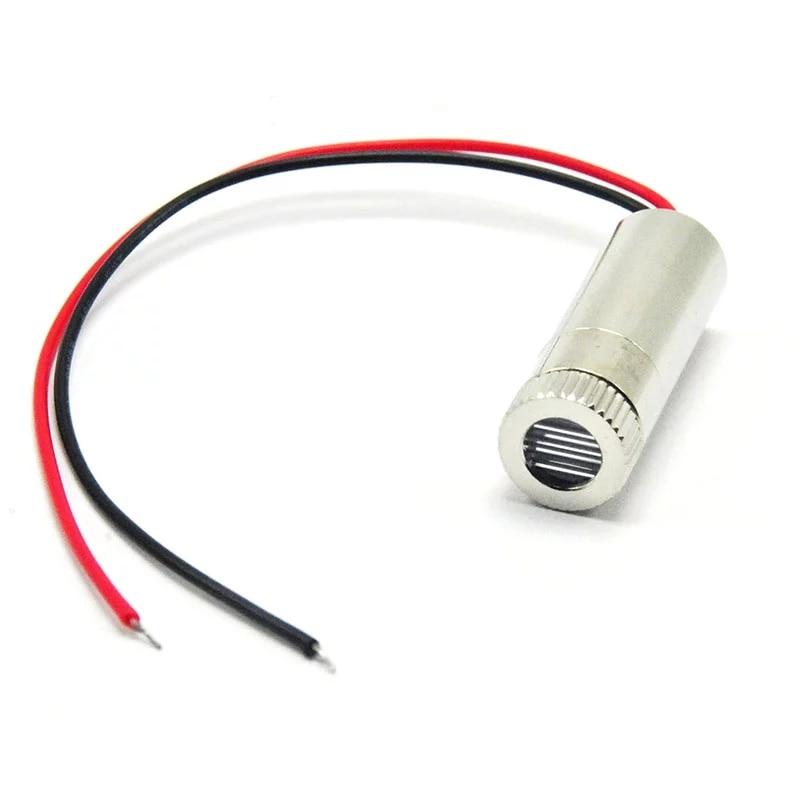 3V-5V 12 мм Dia Focusable 20mW 830nm Infrared IR Dot% 2FLine Laser Diode Module