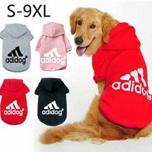 Dog Clothes Dogs Hoodies Sweatshirt Dog Jacket Clothing Pet Costume Large Small Medium Pets Dogs Clo