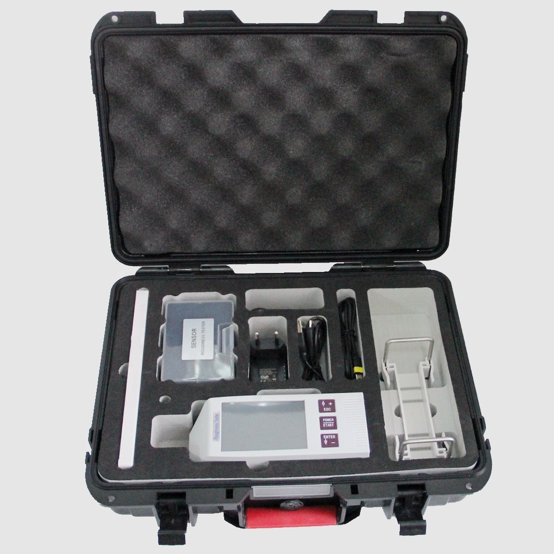 Surface Roughness Tester digital HUATEC NEW SRT-6680 Portable flatness tester with 22 parameters enlarge