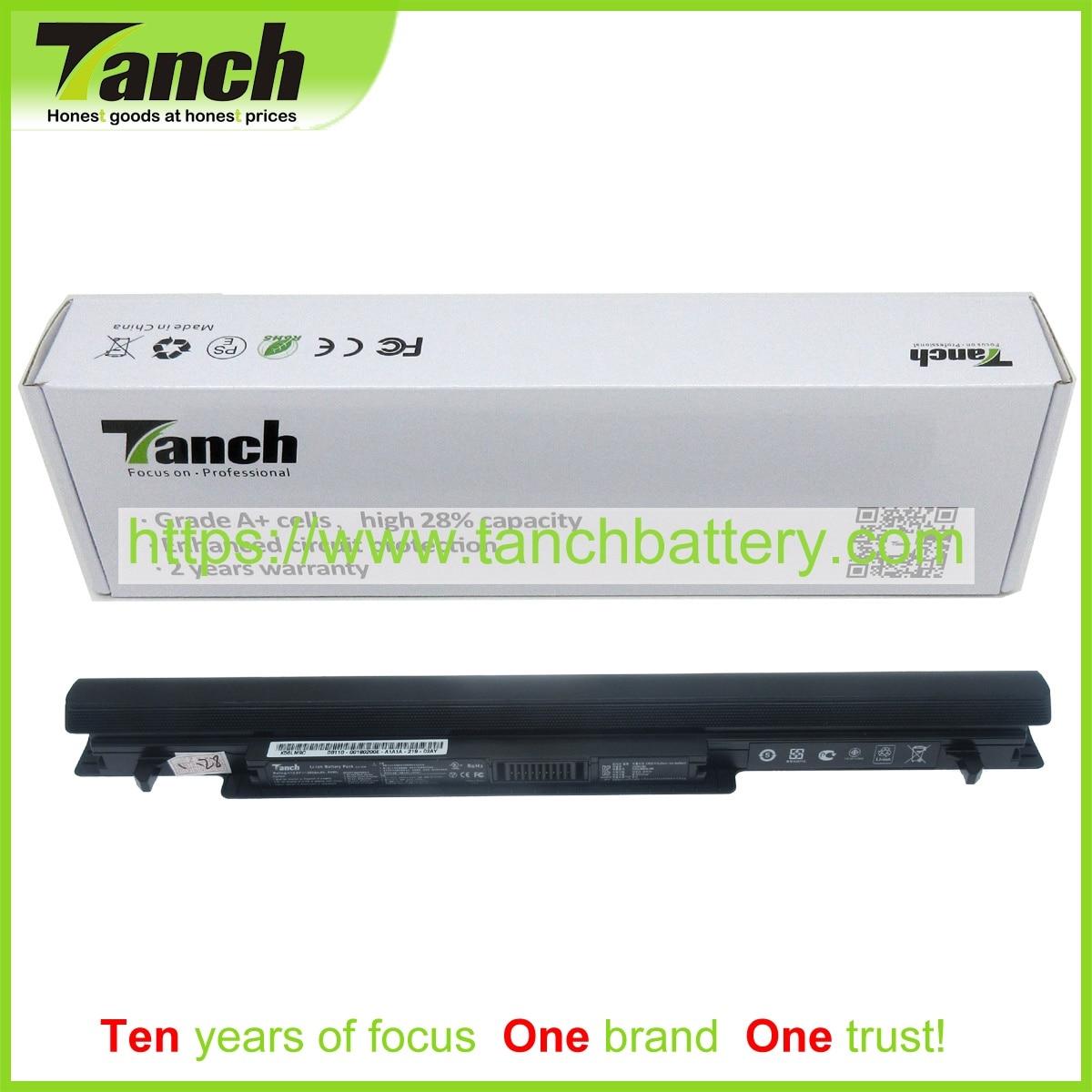 Tanch بطارية كمبيوتر محمول ل ASUS A31-K56 A41-K56 K56CA K56CM A46C R505 K46CM S550CM 15V 4 الخليوي