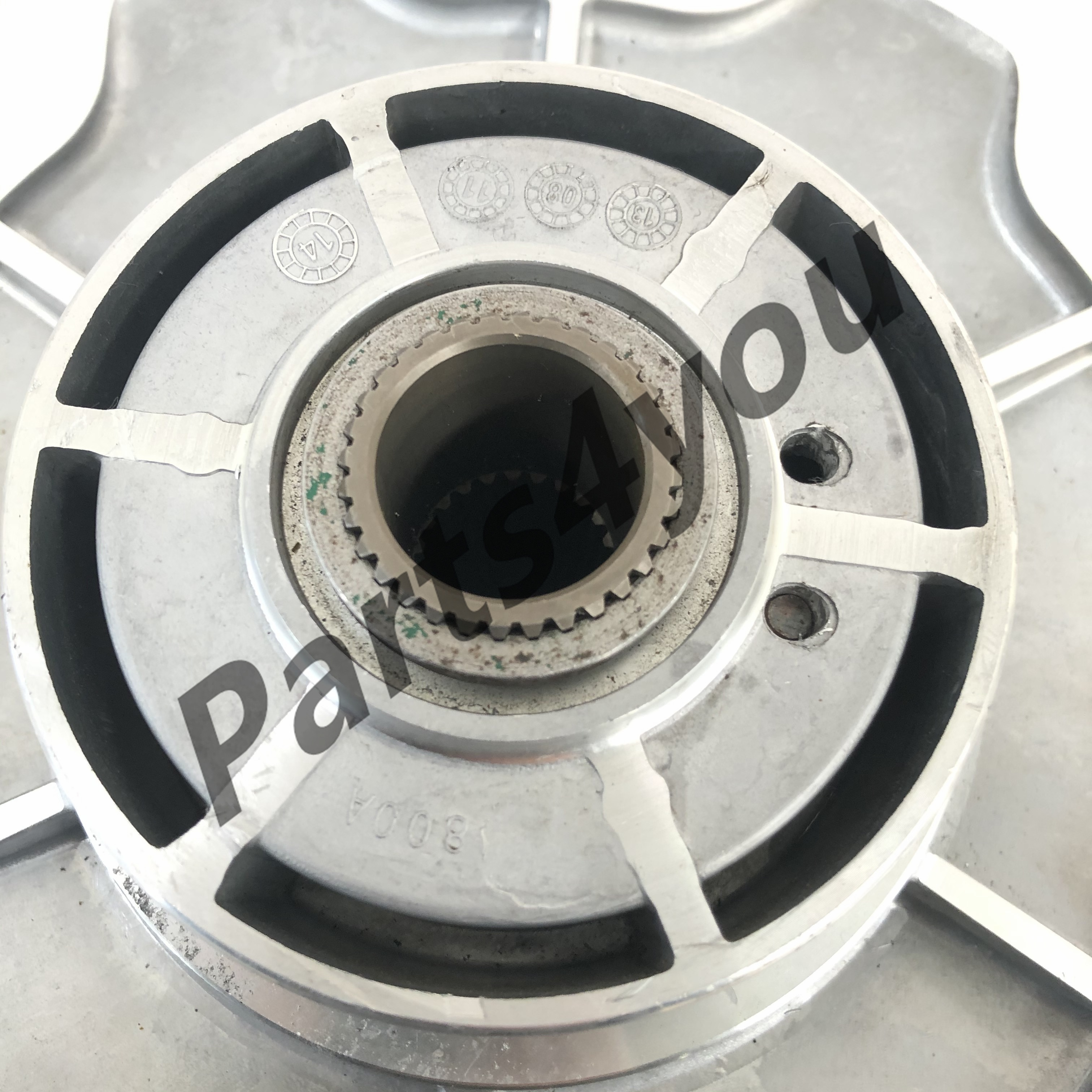 TGB 1000 BLADE SECONDARY CLUTCH DRIVEN PULLEY ASSY 911222 enlarge