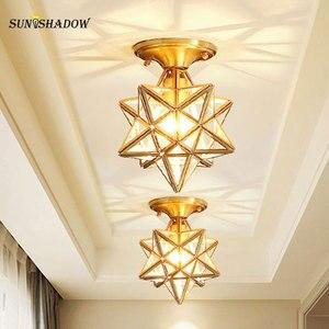Modern Led Chandelier 110v 220v E27 Bulbs Corridor Light Ceiling Chandelier Lighting for Living room Bedroom Kitchen Luminaires