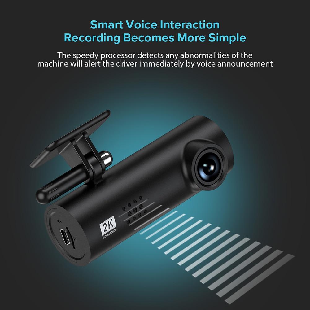 LF9 Pro WiFi Dashboard Camera Full HD 1080P Car DVR Night Vision G-sensor Dash Cam Driving Recorder enlarge